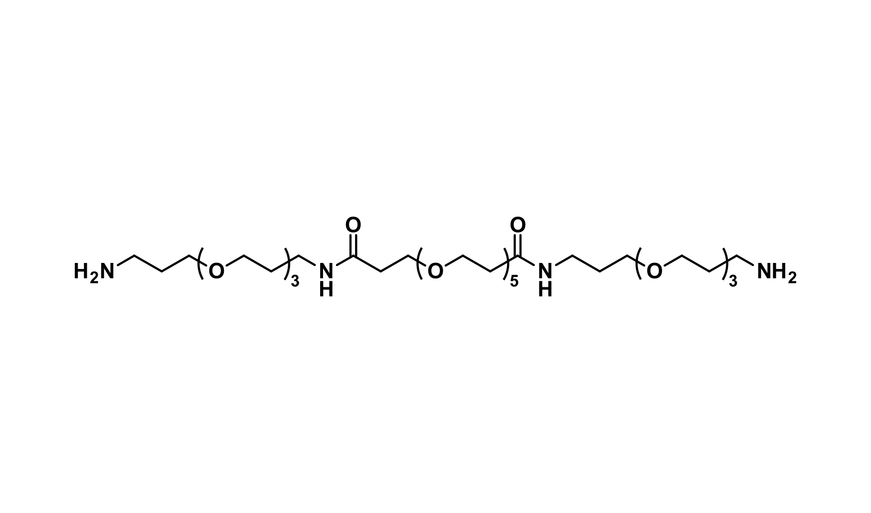 Diamido-dPEG®₁₁-diamine
