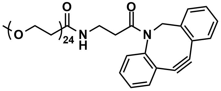 m-dPEG®₂₄-DBCO