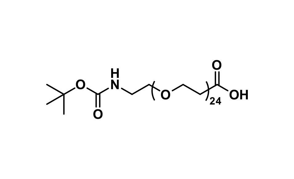t-boc-N-amido-dPEG®₂₄-acid