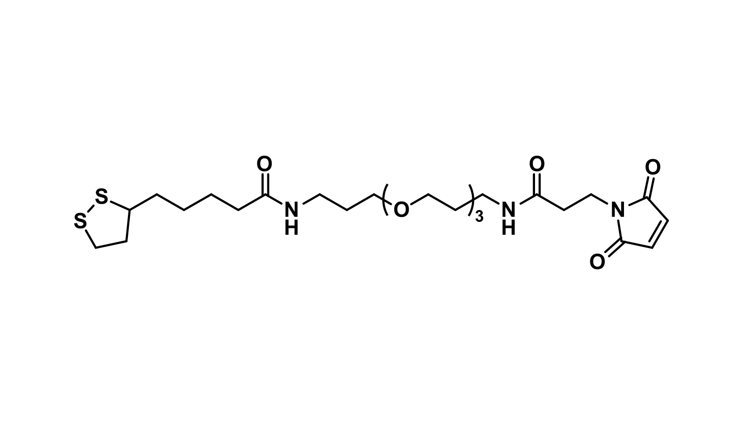 MAL-dPEG®₃-Lipoamide