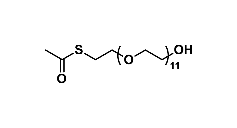 S-acetyl-dPEG®₁₂-OH