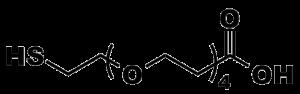 Figure 9: Product number 10247, thiol-dPEG®4-acid.