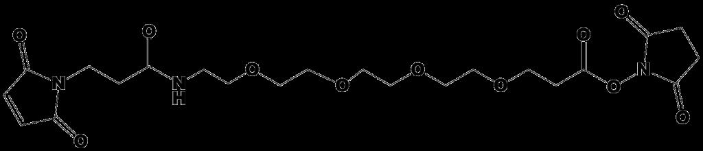Thiol reactive PN10214, MAL-dPEG®4-NHS ester