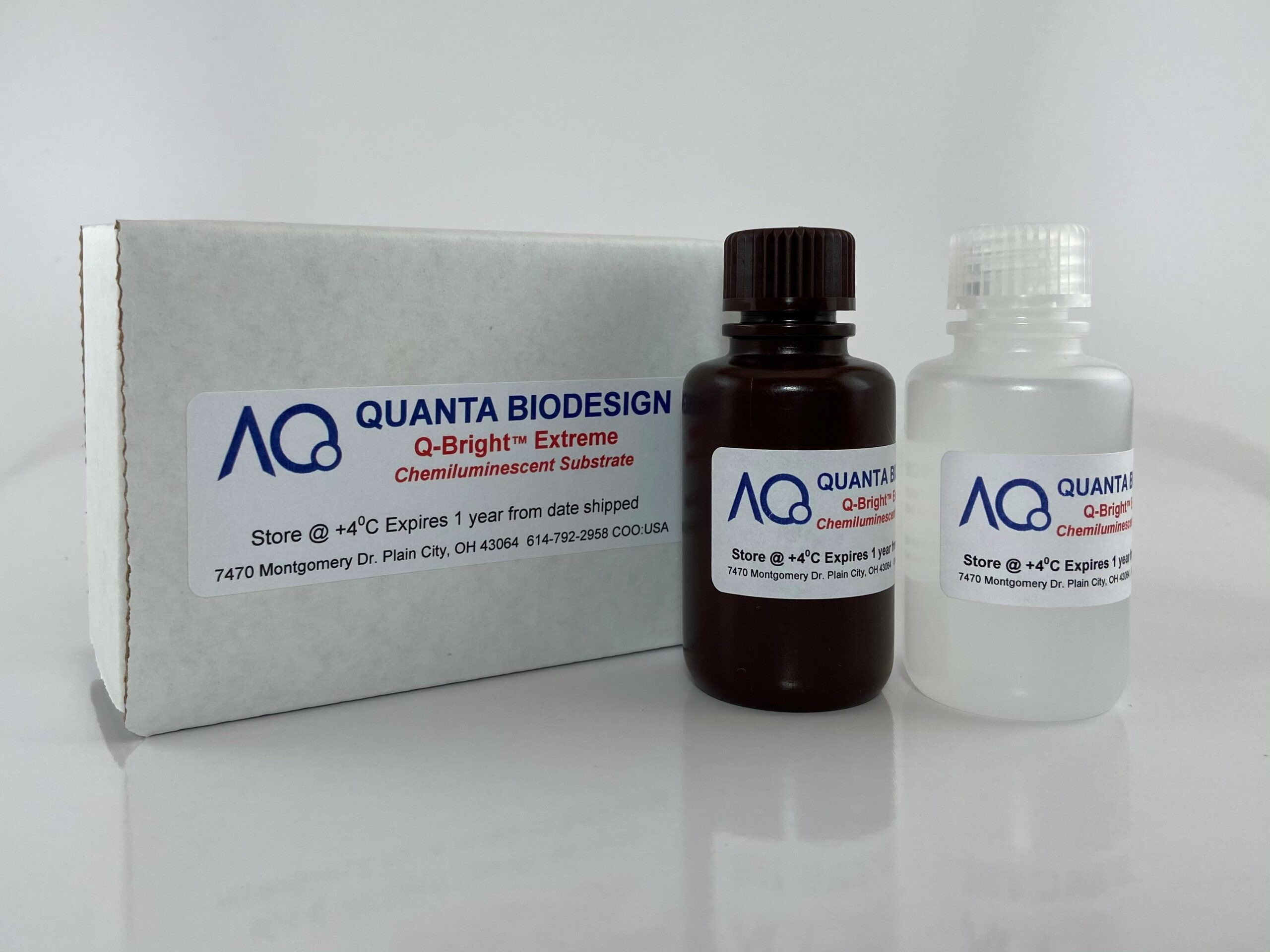 Q-Bright Extreme Chemiluminescent Detection Kit