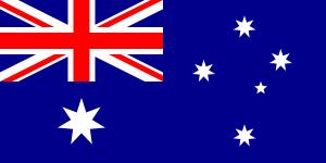 australia flah